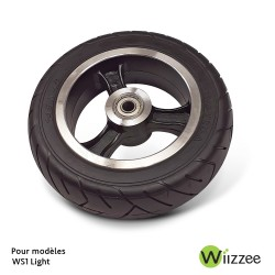 Solid rubber tire - WS1Light